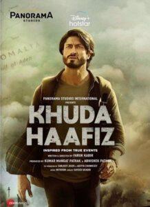 دانلود فیلم خداحافظ Khuda Haafiz 2020 با دوبله فارسی