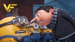 دانلود انیمیشن مینیونها: ظهور گرو Minions: The Rise of Gru 2022