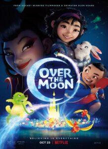 دانلود انیمیشن روی ماه Over the Moon 2020