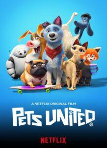 دانلود انیمیشن پتز یونایتد Pets United 2020