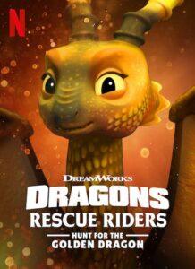 دانلود انیمیشن اژدها سواران Dragons: Rescue Riders: Hunt for the Golden Dragon 2020