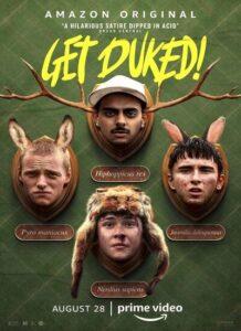 دانلود فیلم پسرها در بیشه Get Duked (Boyz in the Wood) 2020
