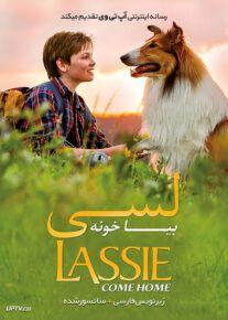 دانلود فیلم لسی بیا خونه Lassie Come Home 2020