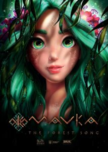 دانلود انیمیشن ماوکا آهنگ جنگل Mavka The Forest Song 2021