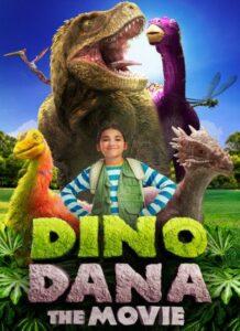 دانلود فیلم دانا و دایناسورها Dino Dana : The Movie 2020