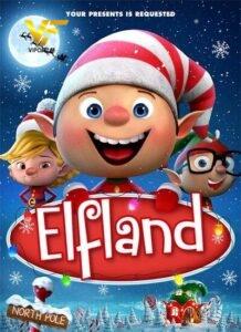 دانلود انیمیشن الف لند Elfland 2019 دوبله فارسی