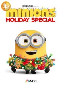دانلود انیمیشن مینیون ها Minions Holiday Special 2020