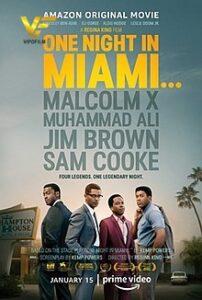 دانلود فیلم یک شب در میامی One Night in Miami 2021