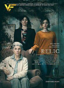 دانلود فیلم یادگاری Relic 2020 دوبله فارسی