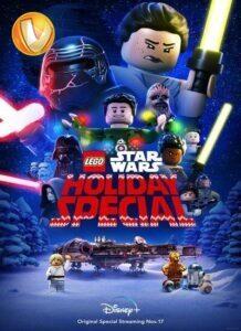 دانلود انیمیشن لگو جنگ ستارگان The Lego Star Wars Holiday Special 2020