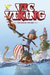 دانلود انیمیشن ویکی وایکینگ و شمشیر جادویی Vic the Viking and the Magic Sword 2019