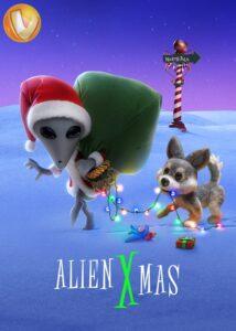 دانلود انیمیشن کریسمس بیگانه Alien Xmas 2020