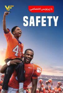 دانلود فیلم ایمنی 2020 Safety