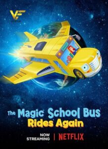 دانلود انیمیشن The Magic School Bus Rides Again: The Frizz Connection 2020