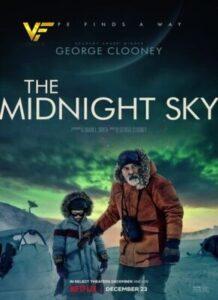 دانلود فیلم آسمان نیمه شب The Midnight Sky 2020
