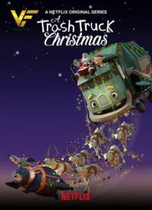 دانلود انیمیشن کریسمس یک کامیون زباله