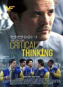 دانلود فیلم تفکر انتقادی Critical Thinking 2020 دوبله فارسی