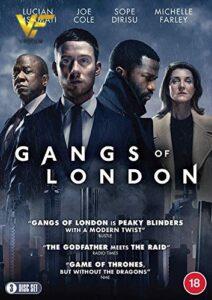 دانلود سریال دارودسته های لندنی Gangs of London
