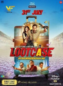 دانلود فیلم چمدون Lootcase 2020 دوبله فارسی
