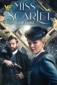 دانلود سریال خانم اسکارلت و دوک Miss Scarlet & the Duke