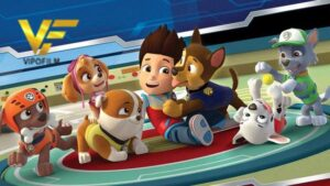 دانلود انیمیشن سگ های نگهبان : فیلم Paw Patrol: The Movie 2021