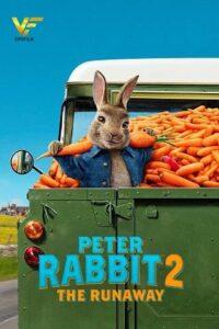 دانلود فیلم پیتر خرگوشه 2 : فراری Peter Rabbit 2: The Runaway 2021
