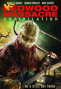 دانلود فیلم ترسناک قتل عام ردوود: نابودی Redwood Massacre: Annihilation 2020