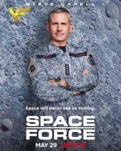 دانلود سریال نیروی فضایی Space Force