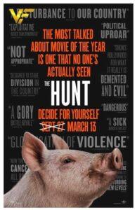 دانلود فیلم شکار The Hunt 2020 دوبله فارسی