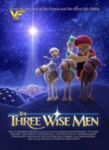 دانلود انیمیشن سه کیمیاگر The Three Wise Men 2020 دوبله فارسی