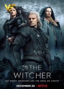 دانلود سریال ویچر The Witcher دوبله فارسی