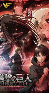 دانلود انیمیشن نبرد با تایتان ها: سرگذشت Attack on Titan: Chronicle 2020