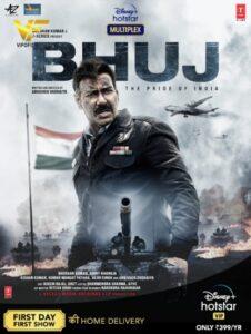 دانلود فیلم بهیج: غرور هند Bhuj: The Pride of India 2021