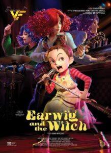 دانلود انیمیشن ارویگ و جادوگر Earwig and the Witch 2021