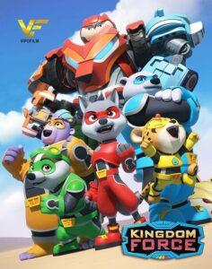 دانلود انیمیشن Kingdom Force دوبله فارسی