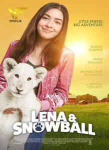 دانلود فیلم لنا و اسنوبال Lena and Snowball 2021 دوبله فارسی
