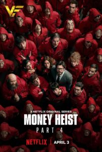 دانلود سریال سرقت پول: خانه کاغذی La Casa de Papel: Money Heist دوبله فارسی