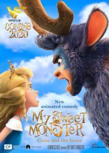 دانلود انیمیشن هیولای شیرین من My Sweet Monster 2021