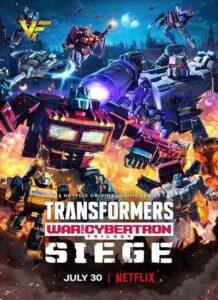 دانلود انیمیشن تبدیل شوندگان Transformers: War for Cybertron Trilogyدوبله فارسی