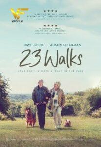 دانلود فیلم 23 قدم Twenty Three 23 Walks 2020