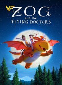 دانلود انیمیشن زاگ و پزشکان پرنده Zog and the Flying Doctors 2020 دوبله فارسی