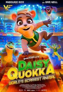 دانلود انیمیشن دیزی کووکا: ترسناک ترین حیوان جهان Daisy Quokka: World's Scariest Animal 2021