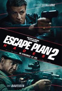 دانلود فیلم نقشه فرار 2: جهنم Escape Plan 2: Hades 2018