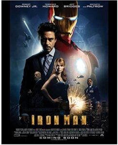 دانلود فیلم مرد آهنی Iron Man 2008