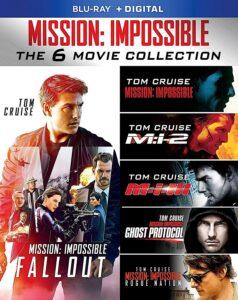 دانلود کالکشن مأموریت غیرممکن Mission: Impossible دوبله فارسی