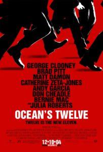 دانلود فیلم 12 یار اوشن Ocean's Twelve 2004