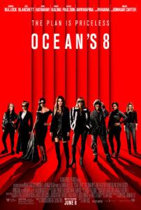 دانلود فیلم 8 یار اوشن Ocean's Eight 2018