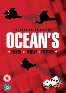 دانلود کالکشن یاران اوشن Ocean's دوبله فارسی