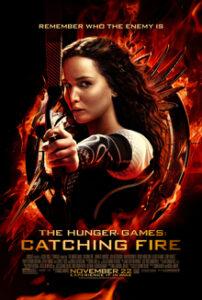 دانلود فیلم بازی های عطش: اشتعال The Hunger Games: Catching Fire 2013