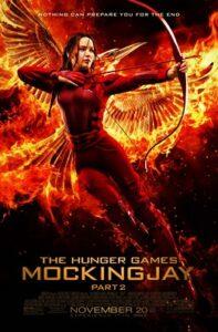 دانلود فیلم بازی های عطش: زاغ مقلد (بخش 2) The Hunger Games: Mockingjay - Part 2 2015